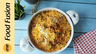 Beef Steam Roast Biryani Recipe By Food Fusion (Bakra Eid special  Recipe)