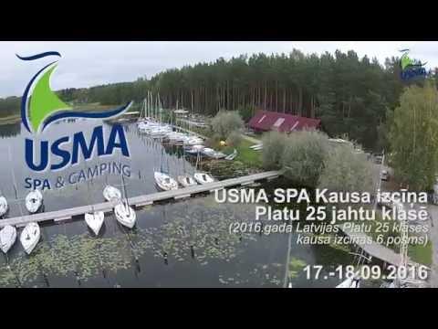 USMAS SPA 2016 kauss Platu 25