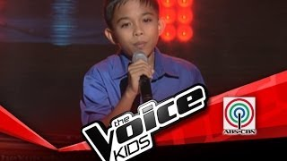 The Voice Kids Philippines Blind Audition Faithfully by Jimboy