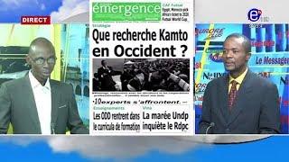 LA REVUE DES GRANDES UNES DU VENDREDI 07 FÉVRIER 2020 - ÉQUINOXE TV