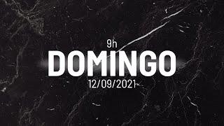 CULTO AO SENHOR 12/09/21