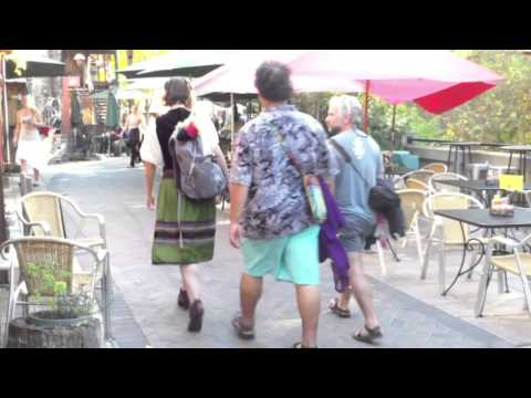 PRIVATE VIDEO TOUR OF ASHLAND OREGON LITHIA PARK
