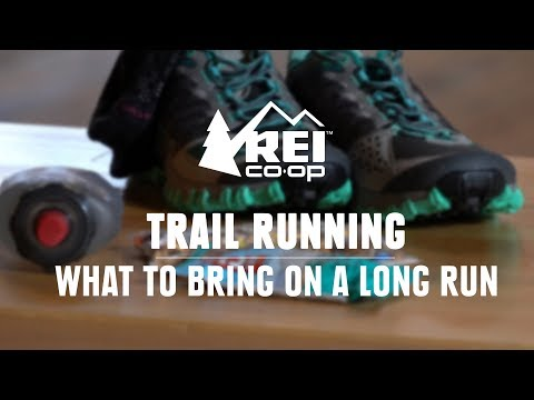 What to Bring on a Long Trail Run || REI