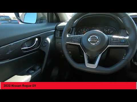 2020 Nissan Rogue Asheville Nc Lc737070