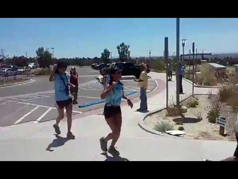 1 - #FrackOffChaco Indigenous Youth Run Fracking New Mexico