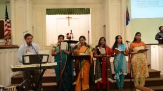 Telugu Christian song    Stotram Chellinthumu    స్తోత్రం చెల్లింతుము    utccnj choir