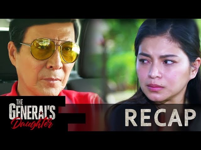 Tiago finds out Rhian's double mission | The Generals Daughter Recap
