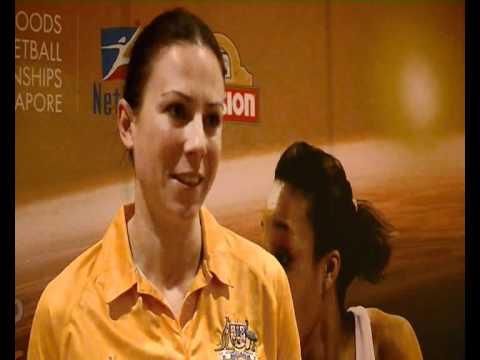 Pre tournament WNC2011 Captain's Comments - Nat Von Bertouch, Australia