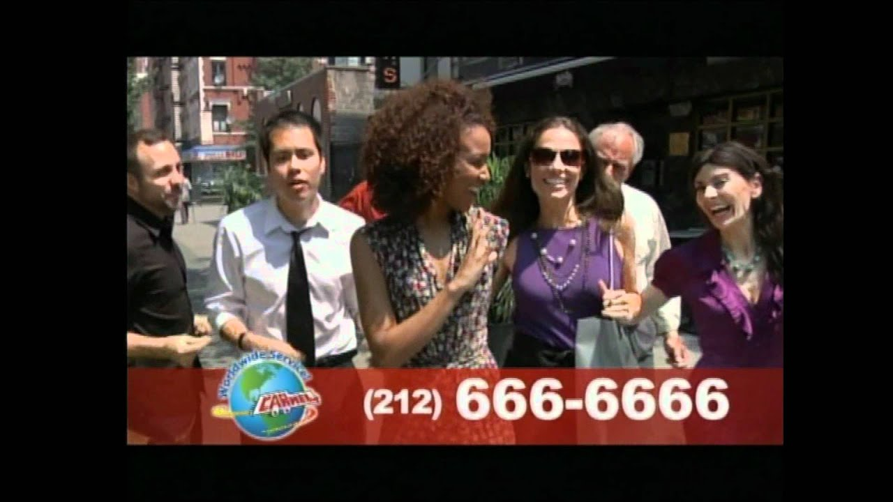 Carmel Car Service Jingle Song (666-6666) The Number 6