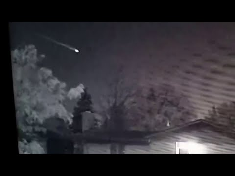 Mysterious fireball spotted across Metro Detroit