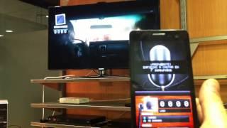 Karaoke los 40: 2nd screen smart Tv app