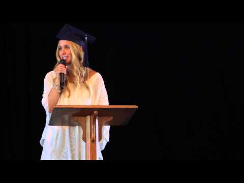 Lighthouse Christian Academy Graduation: Katherine Sommer (2012)