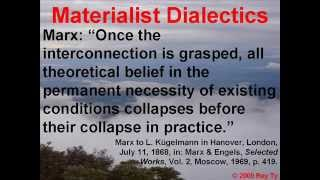 2 What is Dialectical Materialism?