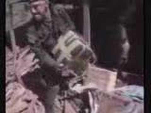 Colombian National Police Commando's raid