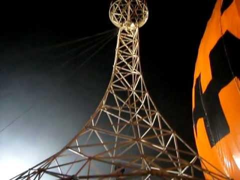 Eurosat Von Aussen Nachtclip Im Park 2230 Uhr Halloween
