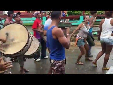 Congas en Baracoa