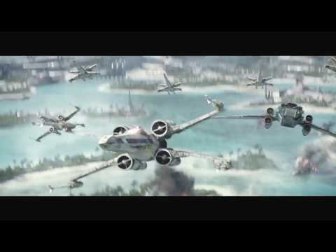 X-Wing Tribute (Into the Fire)