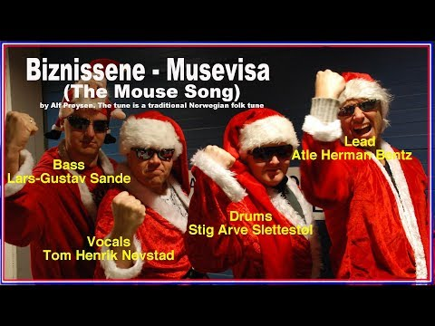 Norwegian Christmas Carol - Musevisa (The Mouse Song)