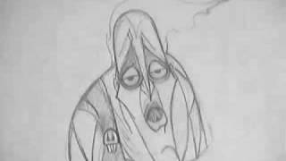 Hades Head Rotation/Lip Sync Animation