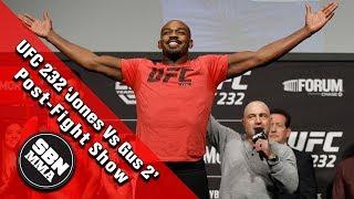 UFC 232 'Jones vs. Gustafsson 2' Post-Fight Show