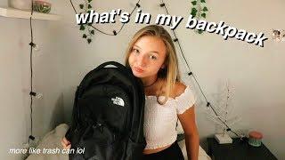 vlogging at school