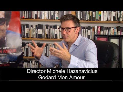 Oscar Winning Director Michele Hazanavicius on THE ARTIST & GODARD MON AMOUR