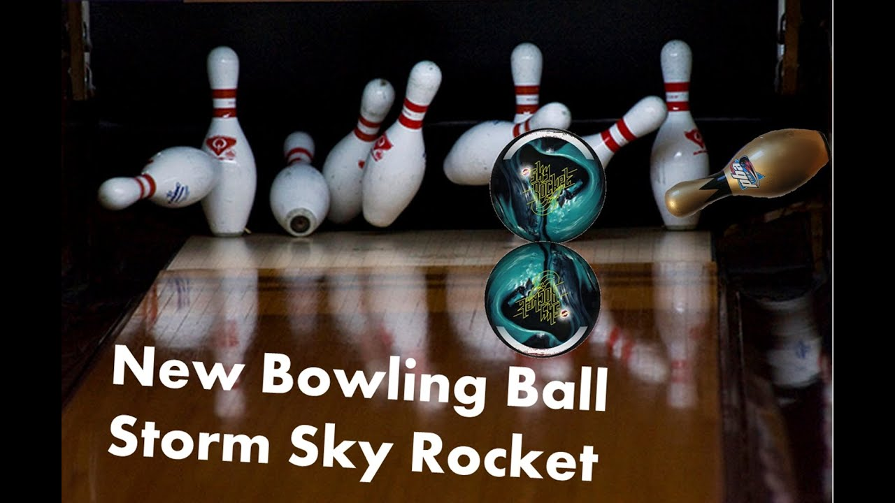 5 pin bowling youtube 2002 isuzu npr radio wiring diagram new storm sky rocket ball with gold pba