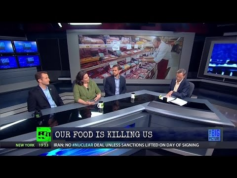 Our Food Is Killing Us