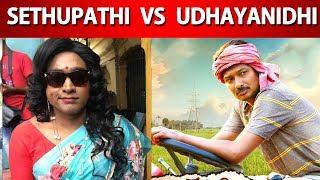 VJS vs Udhayanithi