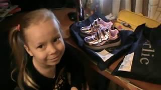 баловство для детей Кроссовки со светодиодами Фаберлик
