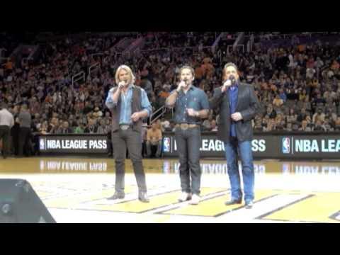 The Texas Tenors Suns Vs Lakers