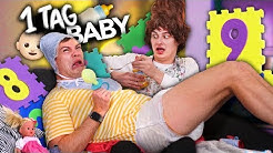 24 STUNDEN ALS BABY VERBRINGEN | Joey's Jungle