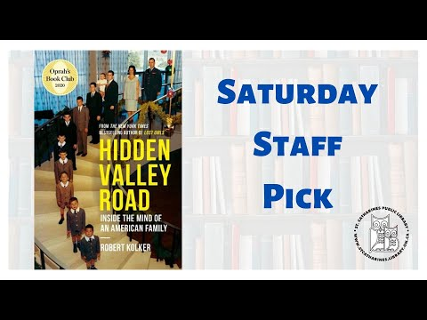Hidden Valley Road Inside The Mind Of An American Family By Robert Kolker