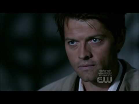 Supernatural 4x01  06 Castiel, The Angel HD