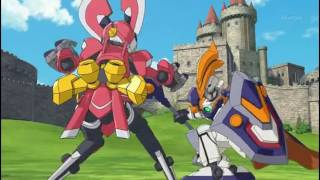 Danball Senki W AMV Team Ban vs Team Hiro RM