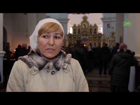 Митрополит Омский и Таврический Владимир совершил Литургию в соборе Успения Пресвятой Богородицы
