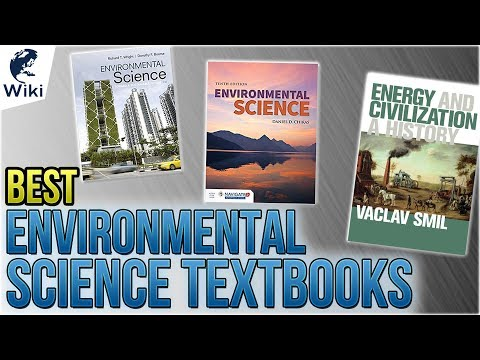 10 Best Environmental Science Textbooks 2018