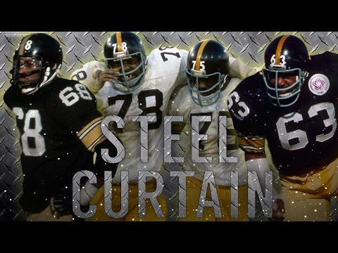 Top 3 All Time NFL Defenses   #3 The 1976 Steel Curtain