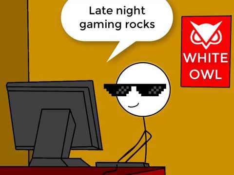 When gamer is home alone !!