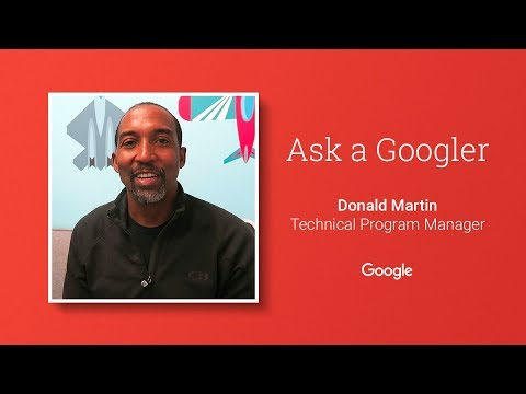 What's It Like To Be A Program Manager? — Ask A Googler