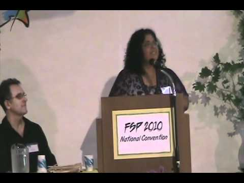 Race Panel, Christina Lopez - Freedom Socialist Party National Convention 2010