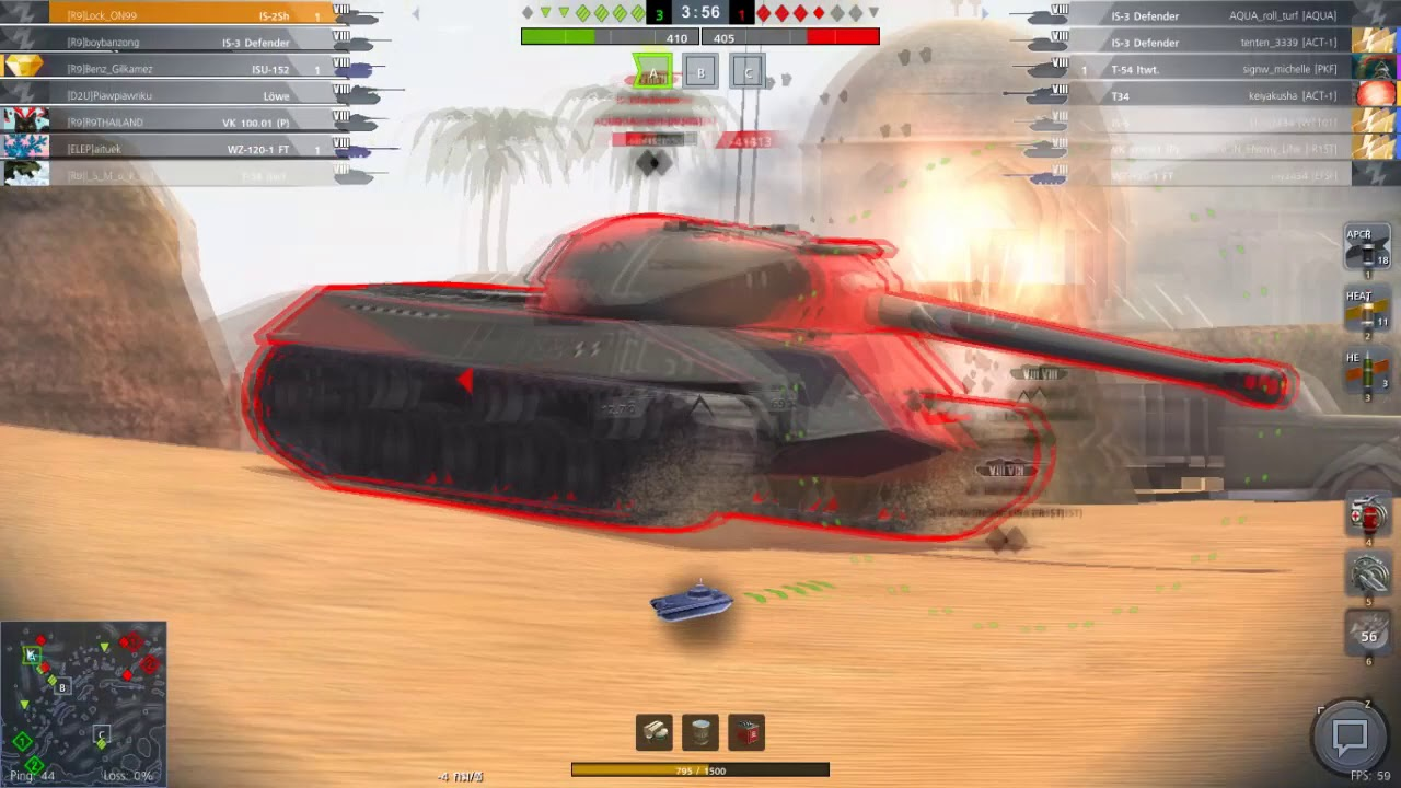 Download World of Tanks Blitz : R9 Thailand Funny Moments