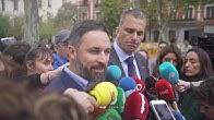VOX anuncia que recurrirá la sentencia del Supremo contra los golpistas