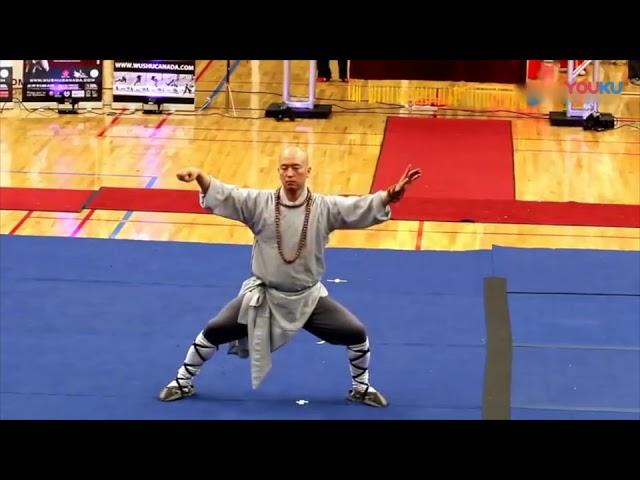 Shaolin Taiji-Quan style Chen