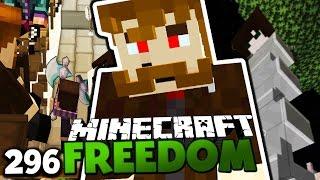 KEDOS IST ZURÜCK! ZEIT FÜR TOD DURCH AMBOSS! ✪ Minecraft FREEDOM #296 DEUTSCH   Paluten