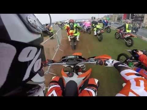 Weston Super Mare beach race 2015 GoPro