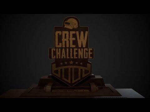 CST×Crew Challenge Chicken Drumstick lebih MAHAL dari Chicken Nugget!