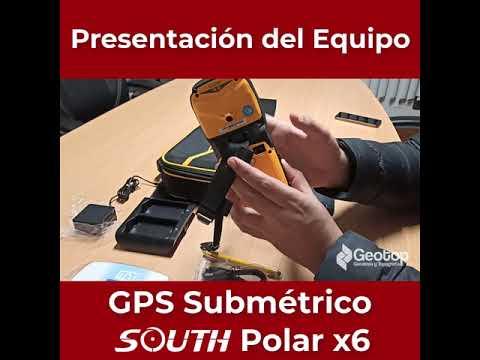 01 Presentacion - GPS Submétrico South X6 Polar