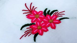 Hand Embroidery Designs | Floral Embroidery Designs for Dress …