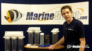Marine Depot Gfo And Carbon Filter Media Reactor Product Demo